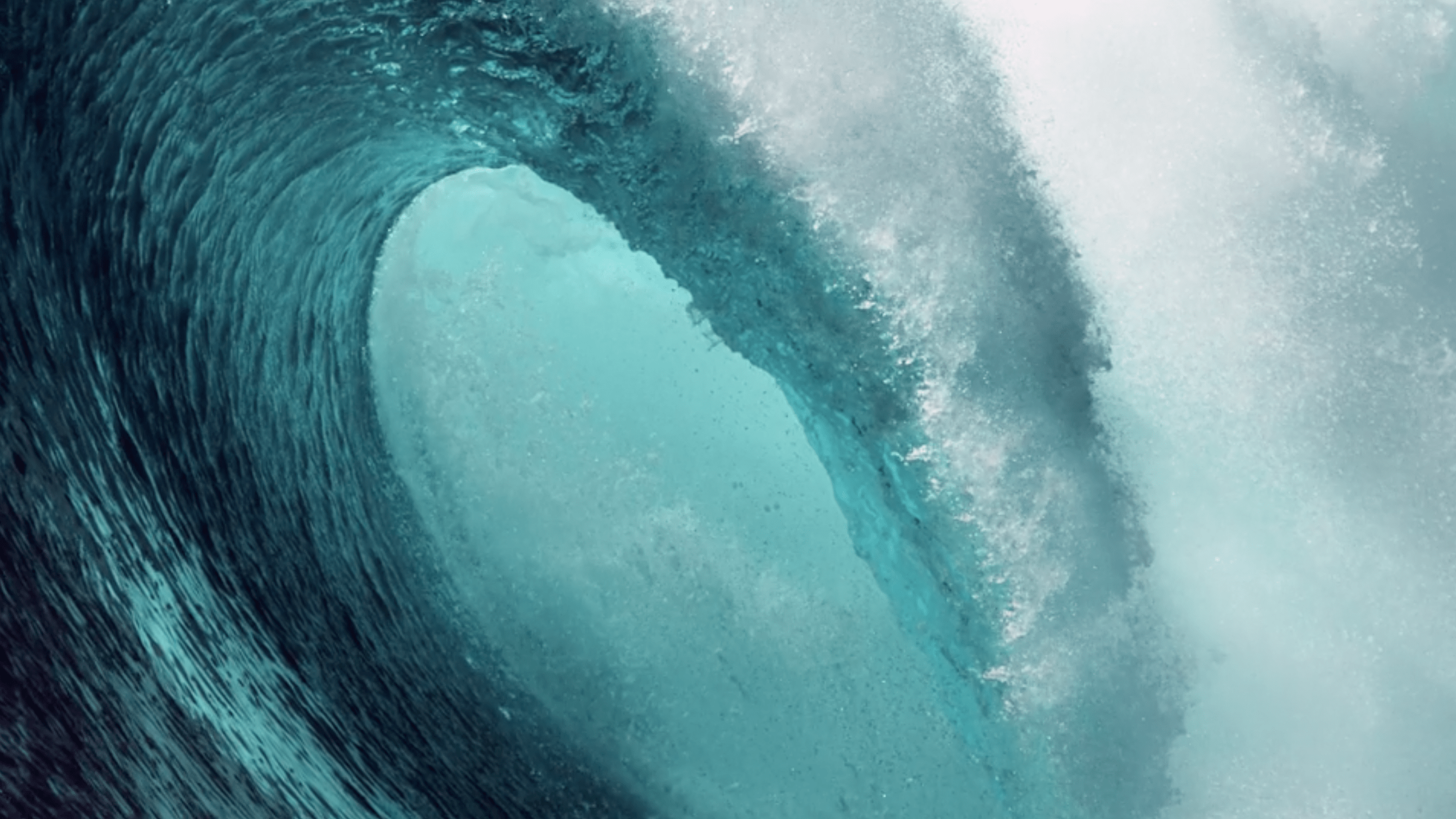 CGI Barrel wave image
